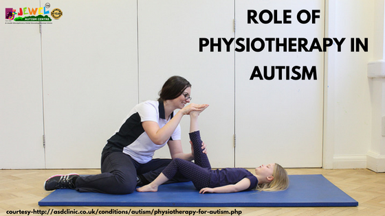 Role of physiotherapy in Autism