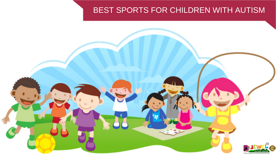SPORTS FOR AUTISTIC KIDS