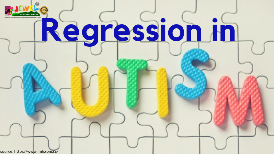 Regression autism