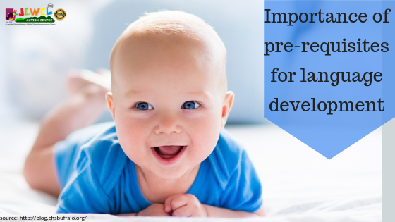 importance of prerequisites for language development