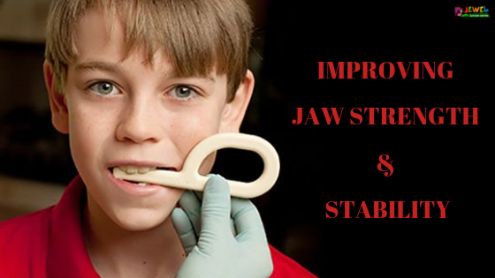 Improving Jaw Strength