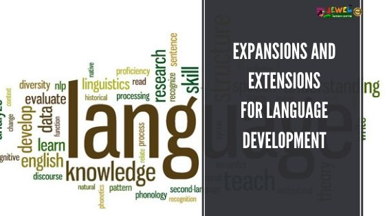 extensions for language development