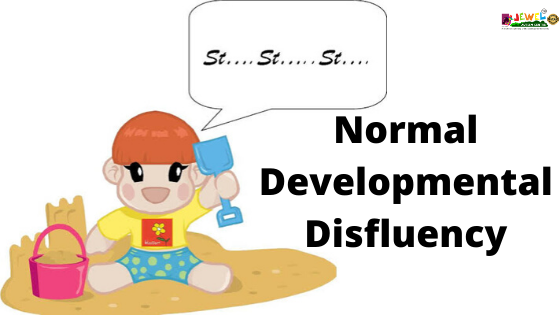 Normal developmental disfluency
