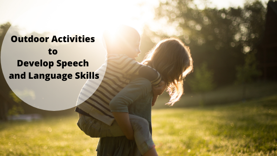 Develop Speech and Language Skills